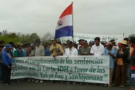 Caso Comunidad Indígena Sawhoyamaxa Vs. Paraguay