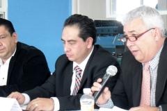 Firma de acuerdo de actividades académicas 2013