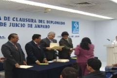 Diplomado de Juicio de Amparo. Tuxtla Gutiérrez, Chiapas