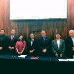 Lista de participantes al I Congreso Internacional de Derecho Convencional
