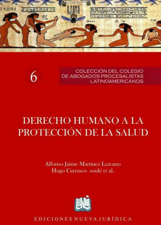 Derecho a la protección de la salud