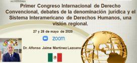 DERECHO CONVENCIONAL; EL GRAN PROTAGONISTA AUSENTE