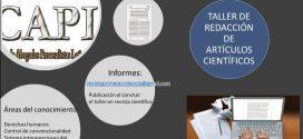 Taller de redacción de artículos científicos
